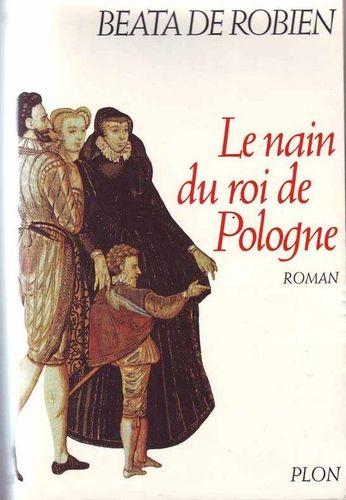 Couverture livre Nain du roi de Pologne